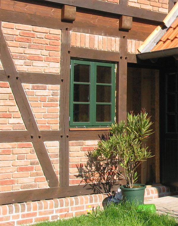 Fenster Fachwerkhaus bombeck sprossenfenster